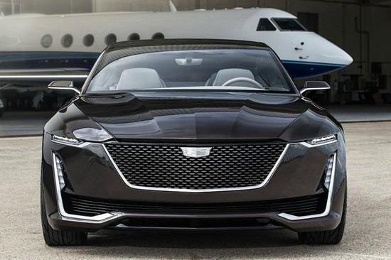 凯迪拉克将推新款轿车ct5 售价2