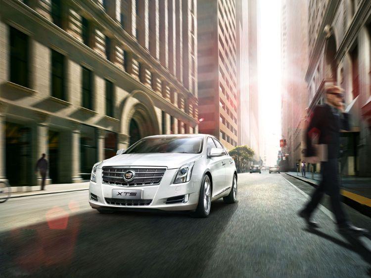 凯迪拉克xts最新分期购车方案出台 高清图片