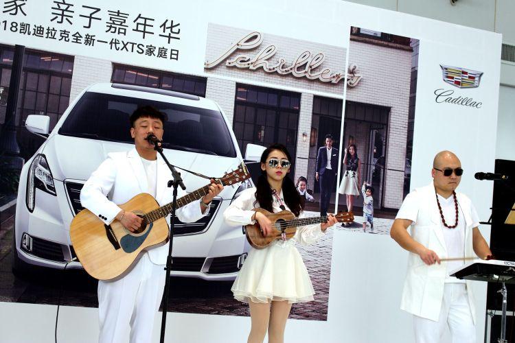 2018凯迪拉克全新一代xts家庭日活动,在河北元兴行凯迪拉克4s店展厅